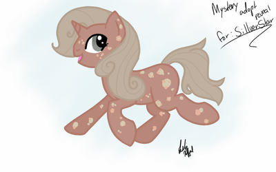 Mystery adopt reveal #5 from batch 2 by SheikahReshi