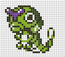 Caterpie by Hama-Girl