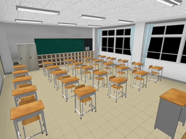 Into the MMD Classroom by R4nd0mR3dM4g3