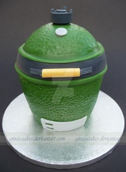 Outdoor Cooker Cake by ginas-cakes