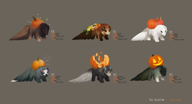 Fall Collection - Auction by witherlings