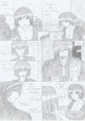 MY OCS Saemon, Dusk And Frankie GIFT 1 Part 11 by FANSILVER