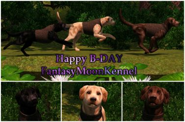 Happy B-Day FantasyMoonKennel by Blixa4ever