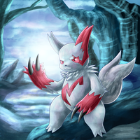 Winter Zangoose
