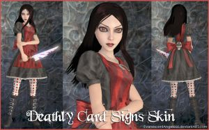 A:MR Skin - Deathly Card Signs by EvanescentAngel666