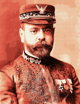 John Philip Sousa by peterpicture
