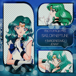 Photopacks Sailor Neptune Png's by JenniferBomerGrey