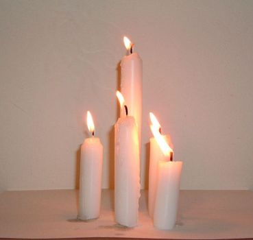 Candle Stock 12 by MyHazeyClarity-Stock