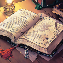 Forbidden Tome by 1157981433