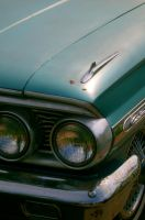 64 Ford Front Corner by happymouse666
