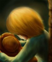 Armin's Loss by Checker-Bee