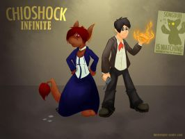 Chioshock Infinite by bugbyte