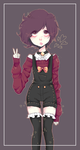 witchy OTA! by peachie-adopts