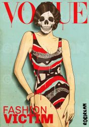 Fashion Victim Cover by roberlan