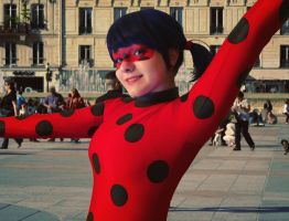 Ladybug of Paris! by chickalittle