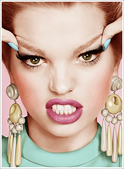 Daphne Groeneveld Colorization by Blowthat
