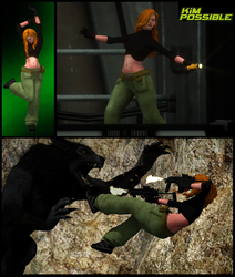 Kim Possible for XPS! by CaressingCarrots