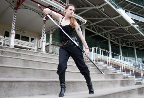 Sword pose stock 44 by Random-Acts-Stock