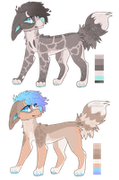 more dogs auction OPEN 2/2 by civett