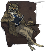 reading time is very important by Canis-ferox