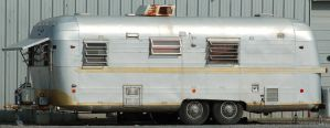 Trailer Home 2 by SalsolaStock