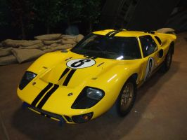 Ford GT40 MK2 Chassis XGT-1 by Aya-Wavedancer