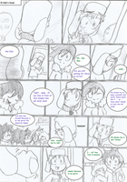 Kyle's birthday comic page 7 (south park) by Kitshime-SP