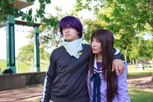 If Anything Happens [Noragami Hiyori Yato Cosplay] by firecloak
