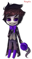 Wonderstuck set|Gamzee Makara|The Mad Hatter by Ringamon