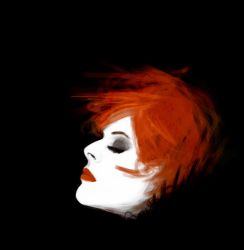Mylene Farmer by ArcanePrayer