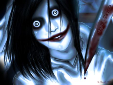 Jeff the Killer by MrDeath13