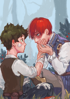 TODODEKU rpg by DeerAzeen