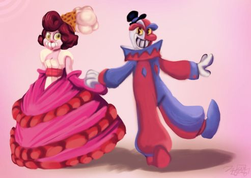 Candy Clown by brow9637