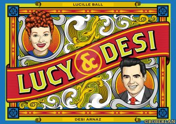 Lucy and Desi by roberlan