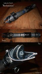 Lightsaber Mark X by Sathiest-Emperor