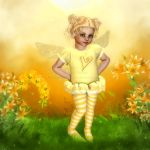 Li'l Sunshine Fae by RavenMoonDesigns