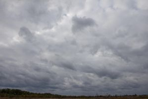 Stormy Clouds by ManicHysteriaStock
