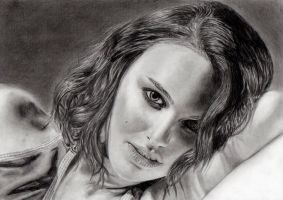 Natalie Portman by muse0107