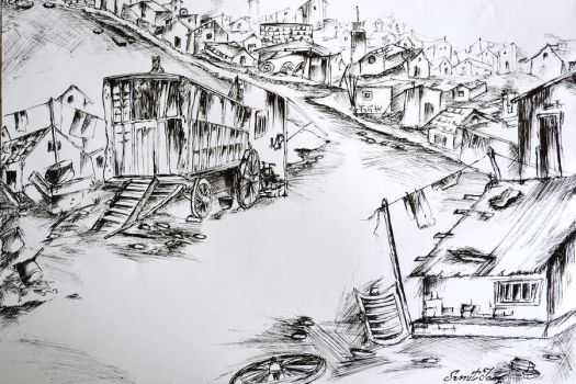 Slum by sumitjain081