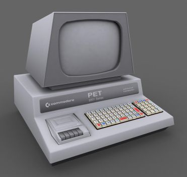 Commodore PET by milenplus