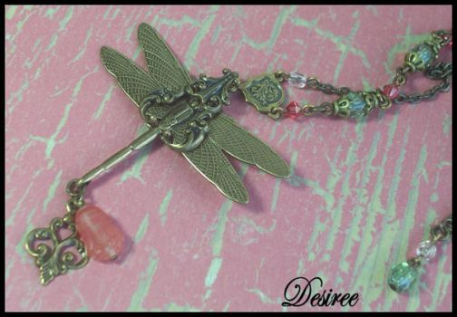 Dragonfly by DesireeMorte