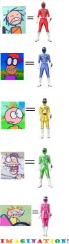 How I would rank the stickin around crew as ToQger by stickinaroundforever