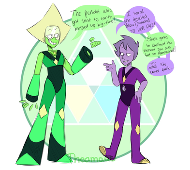 Peri In Trouble by Thea0605