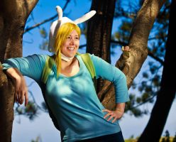 Fionna and Snail by RodneyJGPhotos