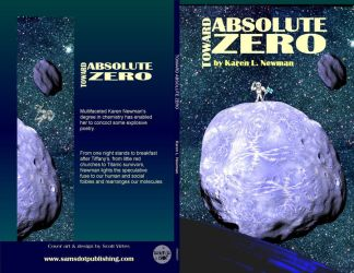 Cover art: Absolute Zero by scottVee