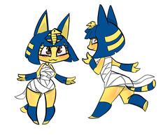 Ankha by kioon321