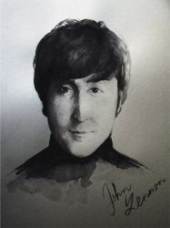 John Lennon by Teries-art