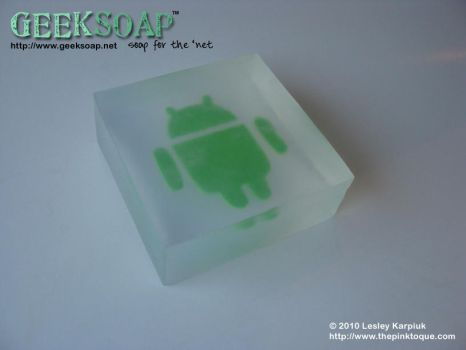 Android GEEKSOAP by pinktoque