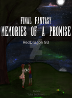 Fanfic Cover -  FF Memories of a promise - by Yuka-Lockhart
