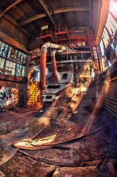 -Abandon Factory- by lectral